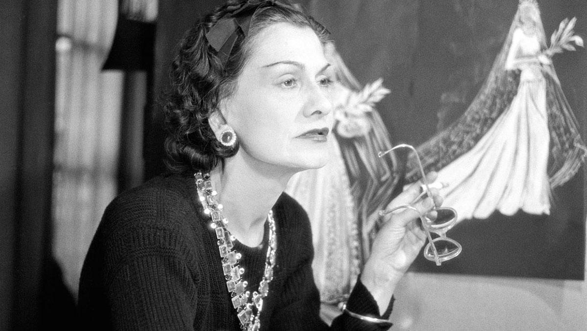 Coco Chanel, 1940s