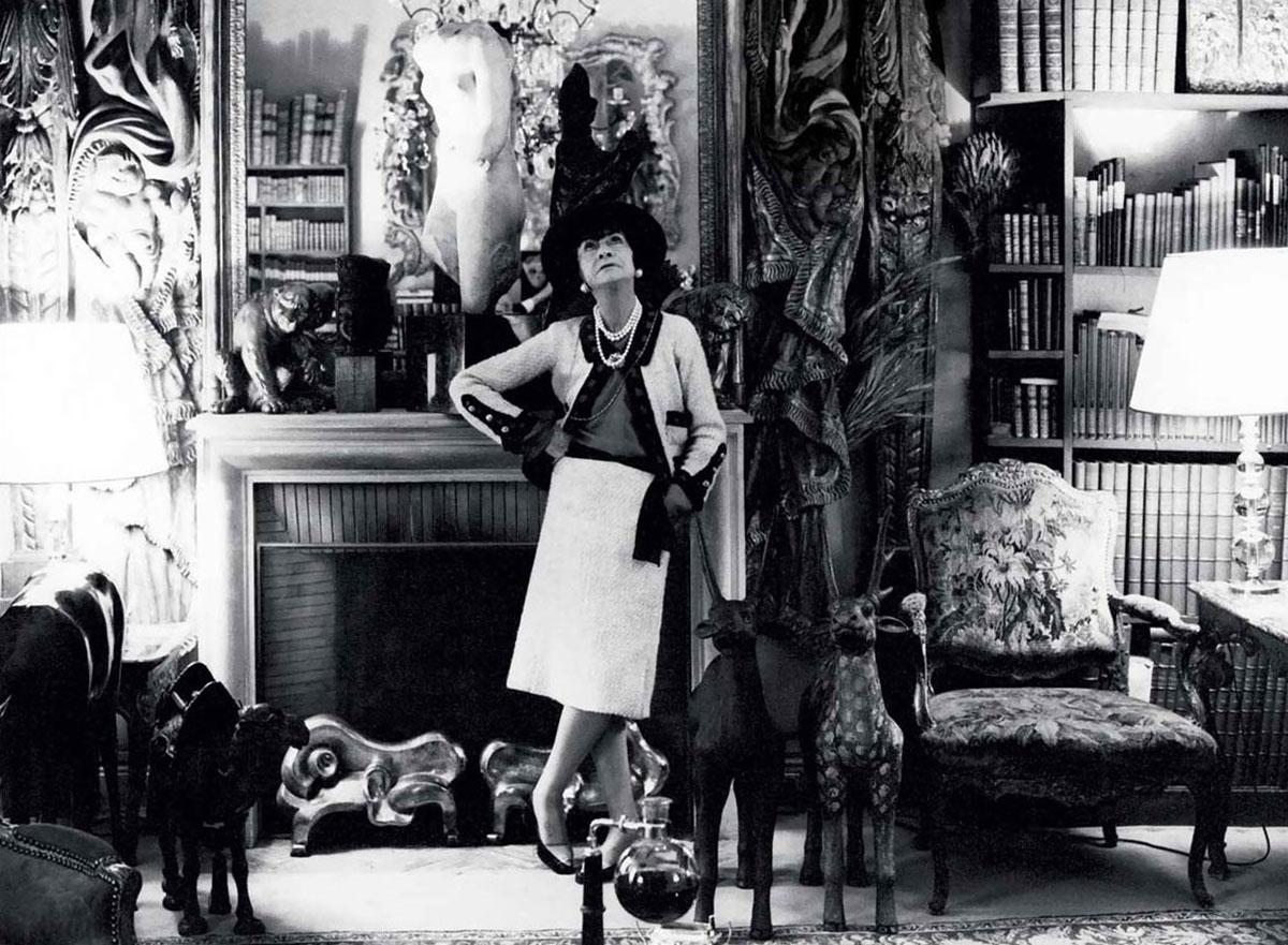 Coco Chanel, Paris, 1960s