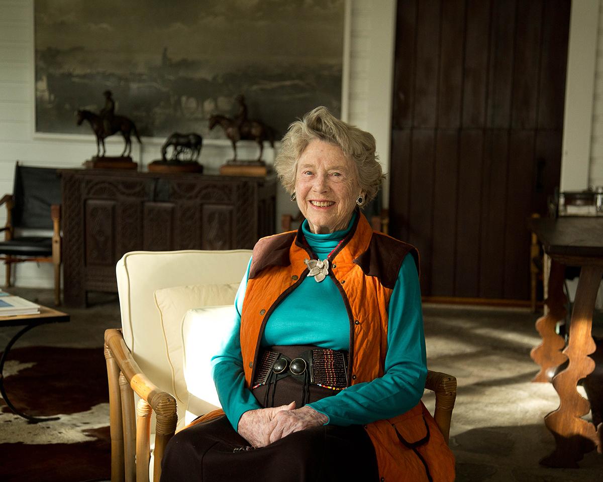Helen Kleberg Groves. Photo by Marie Langmore
