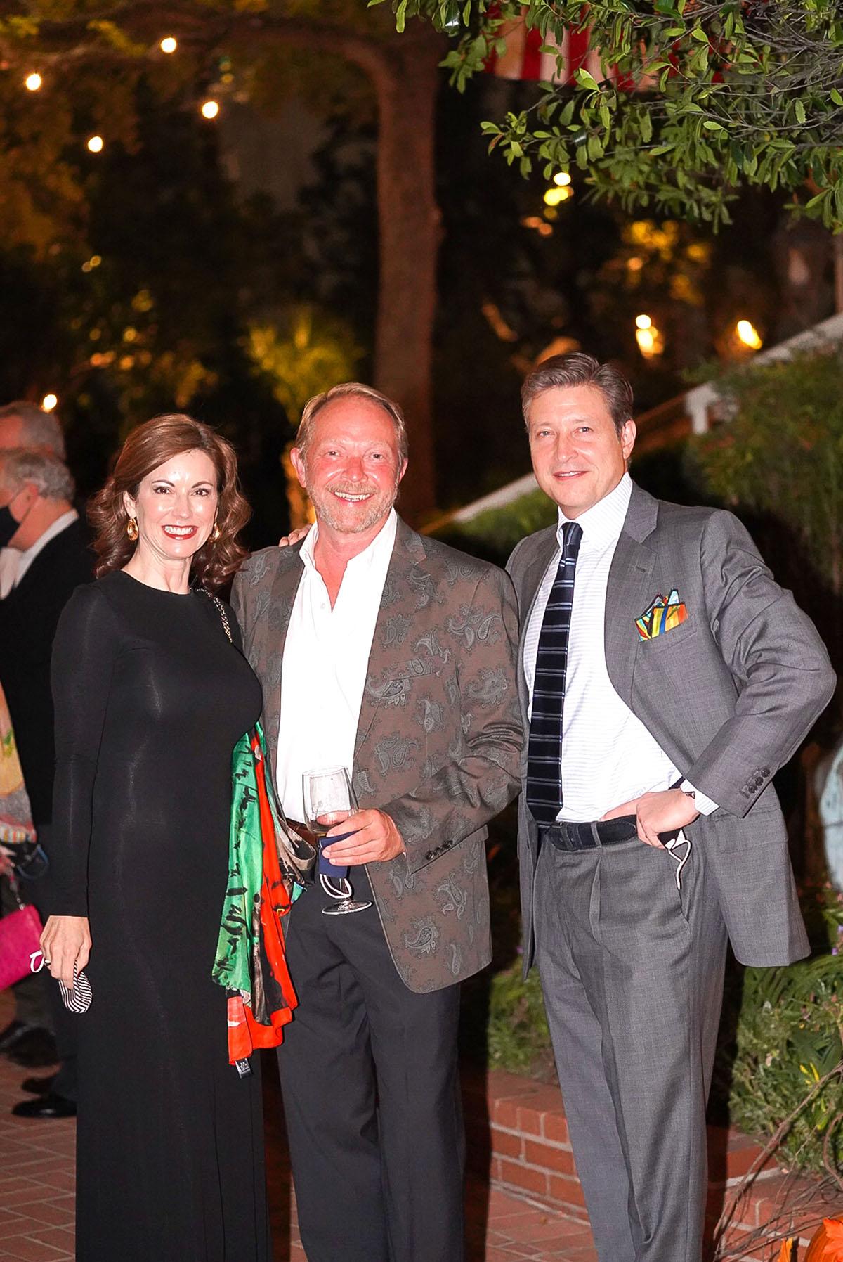 Jennifer Koller, Keller Henderson and Ross Koller