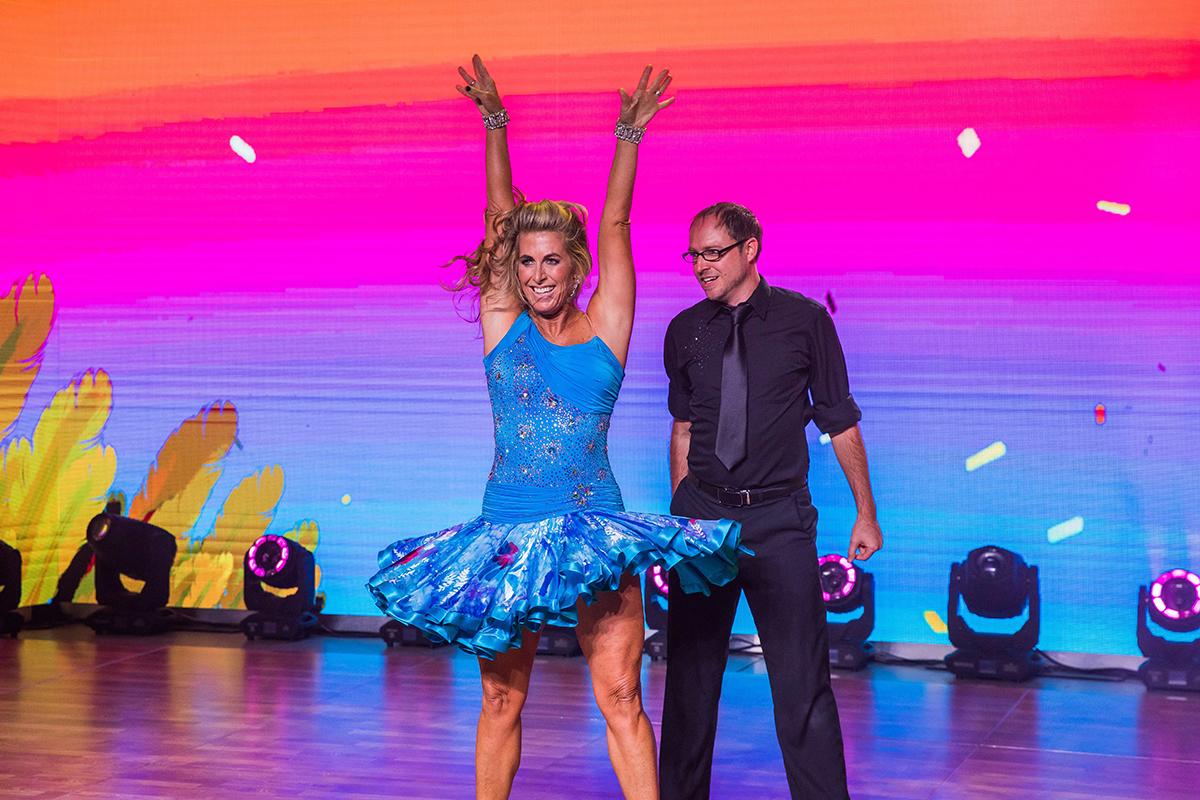 Lisa Parrish and Tommy Schwegmann
