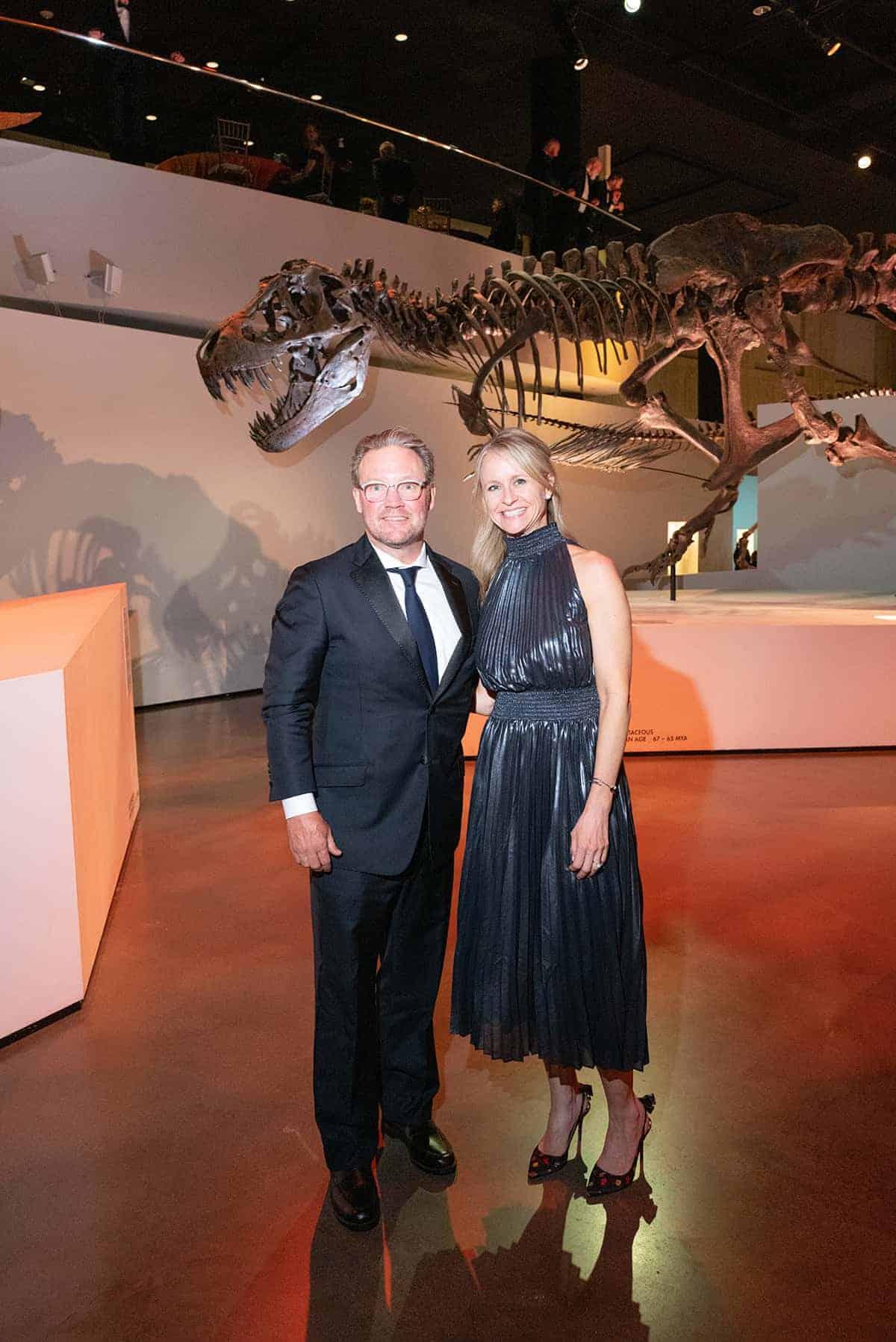 Craig Wakefield and Shawna Shaw