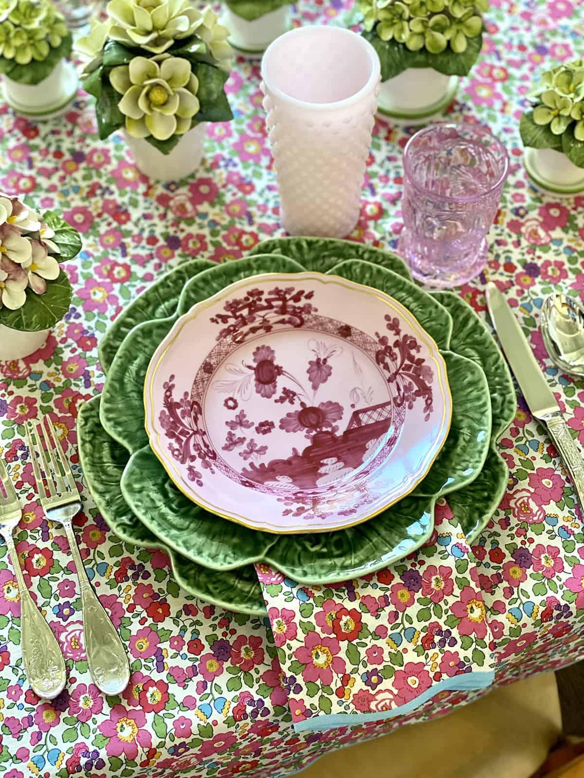 NCN KSW cabbage tableware