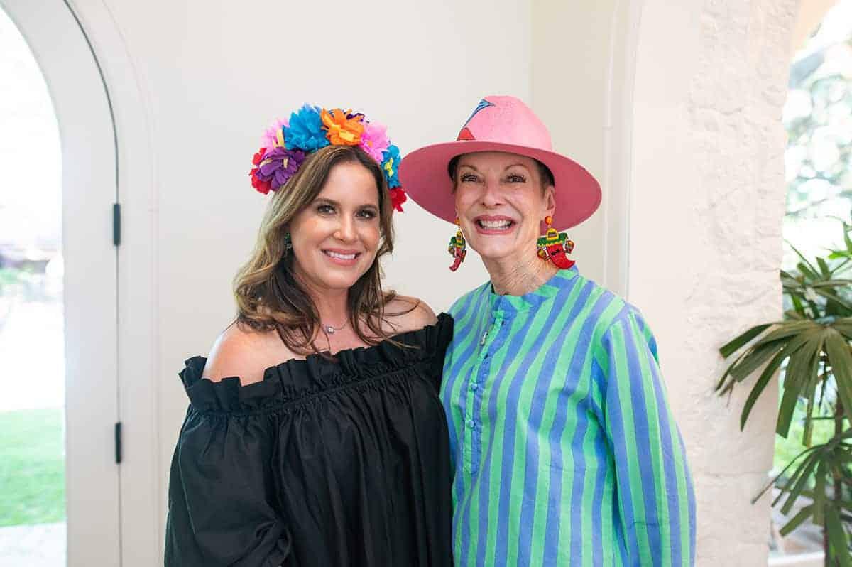 Amelita Mauze and Karen Herrmann