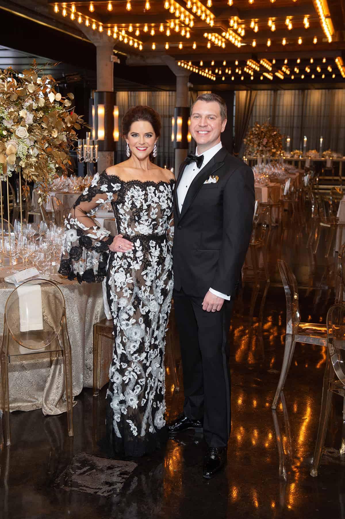 Ann and Jonathan Ayres