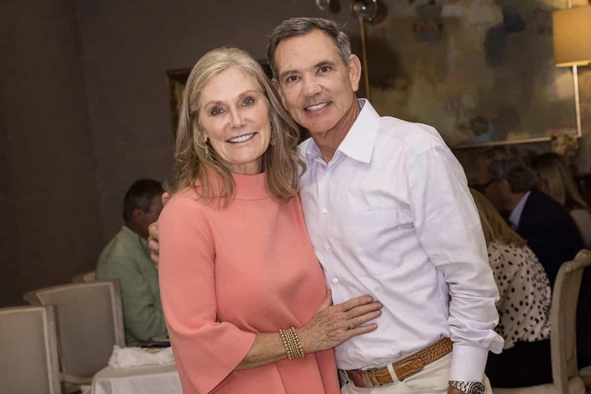 Antoinette and Barry Davis