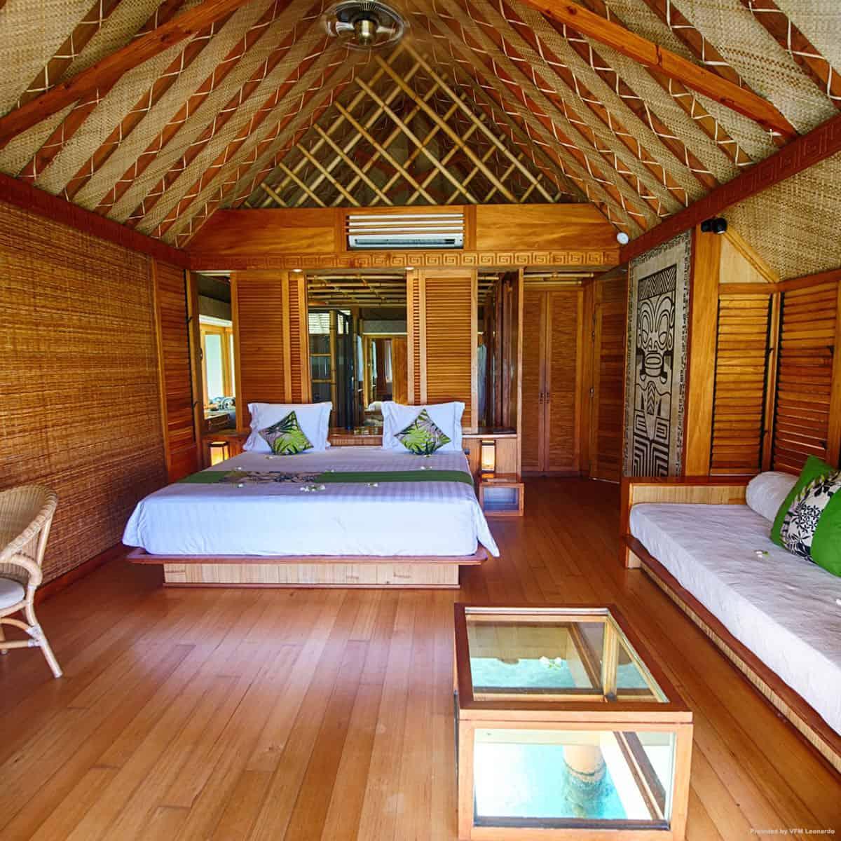 Bora Bora Pearl Beach Resort room