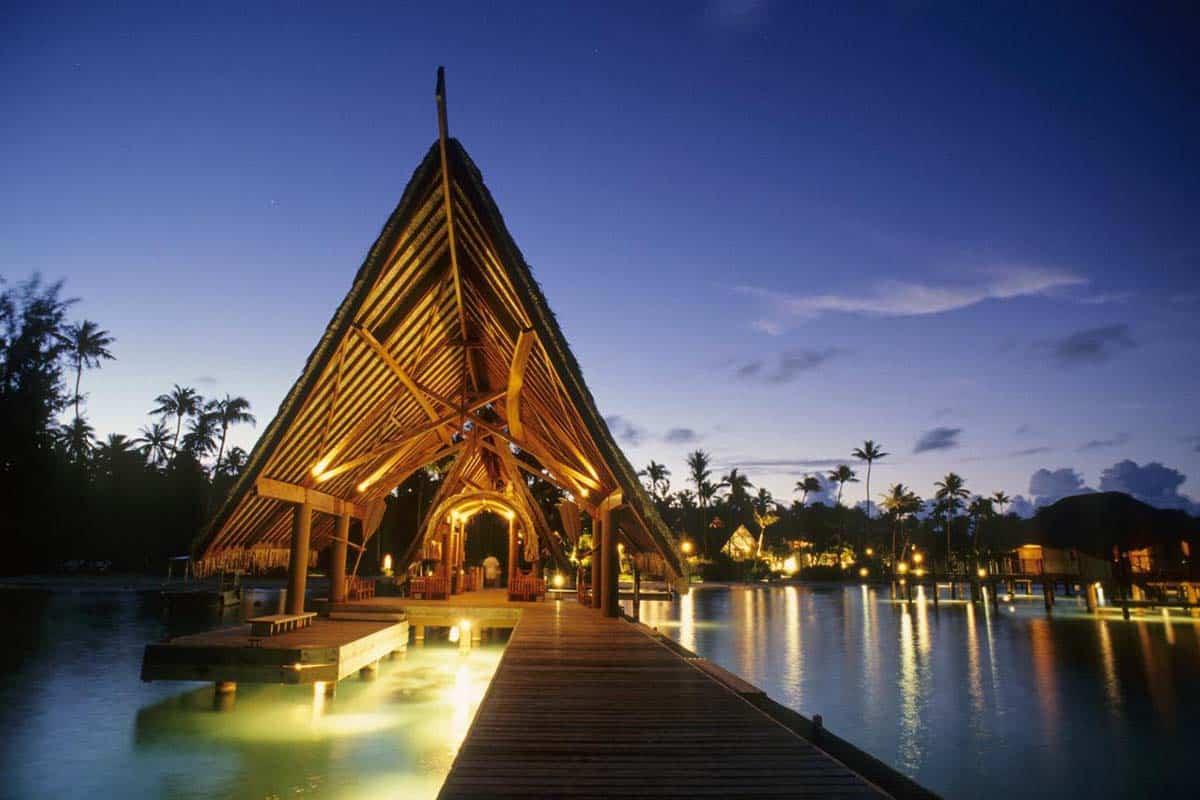 Bora Bora Pearl Resort Resort spa
