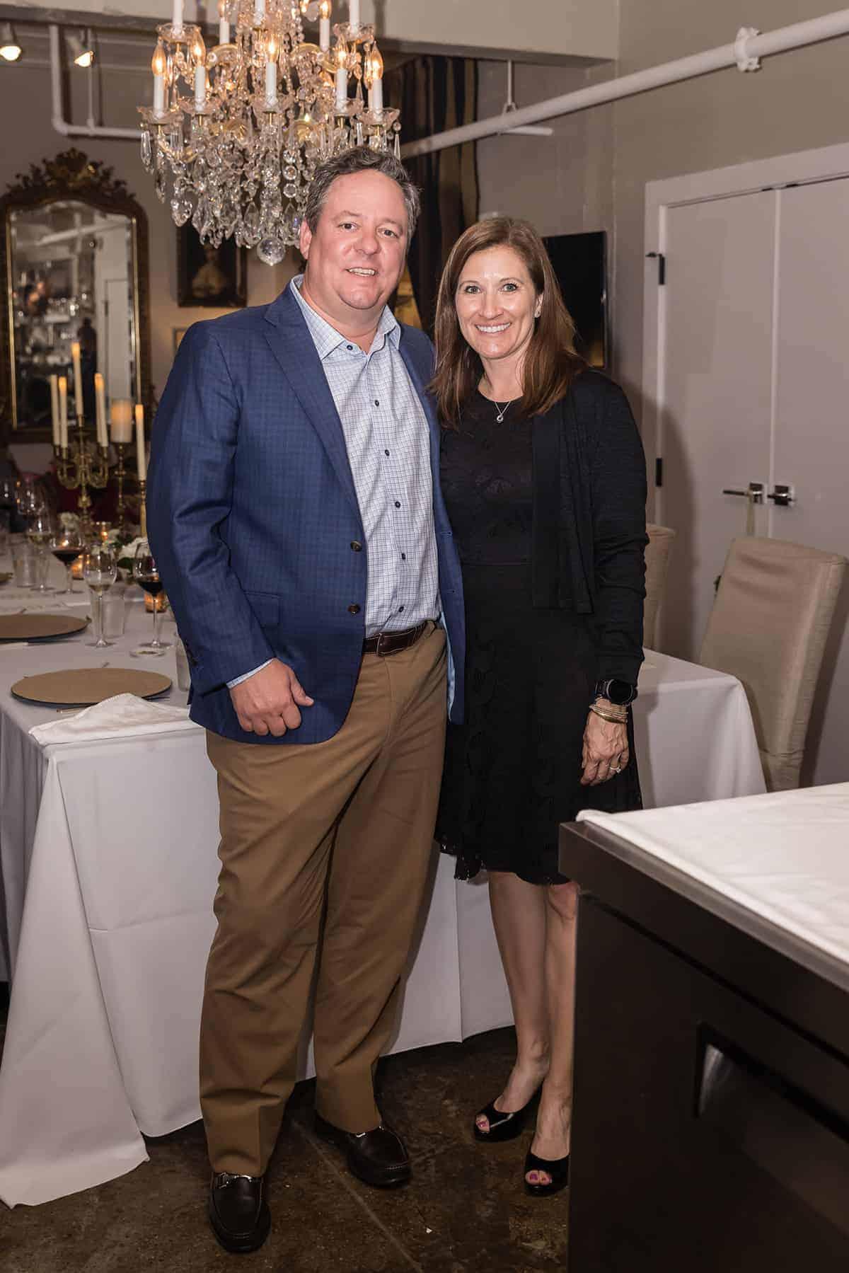 Brian and Carol Blakeman