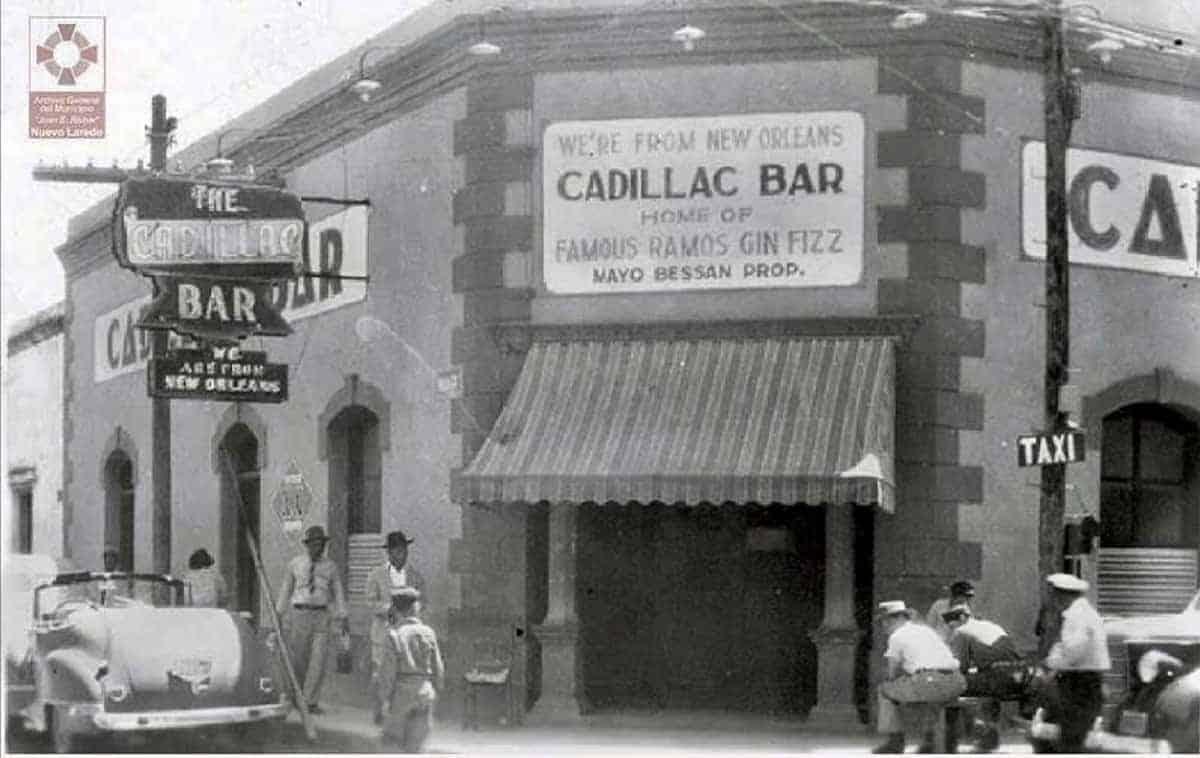 Cadillac Bar, 1930s Courtesy of Wanda Garner Cash