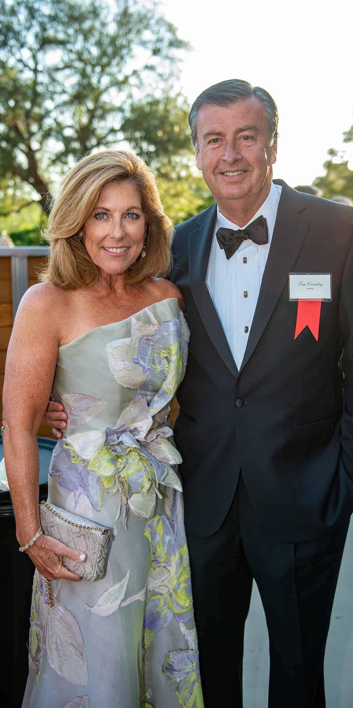 Carol and Tim Crowley