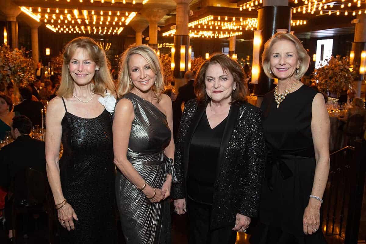 Cheryl Byington, Leslie Siller, Beth Wolff, and Fran Fawcett Peterson