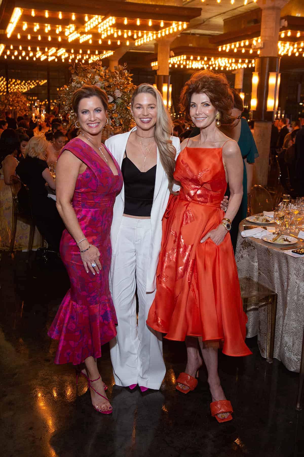 Christi Rawls, Allie LaForce and Marla Hurley