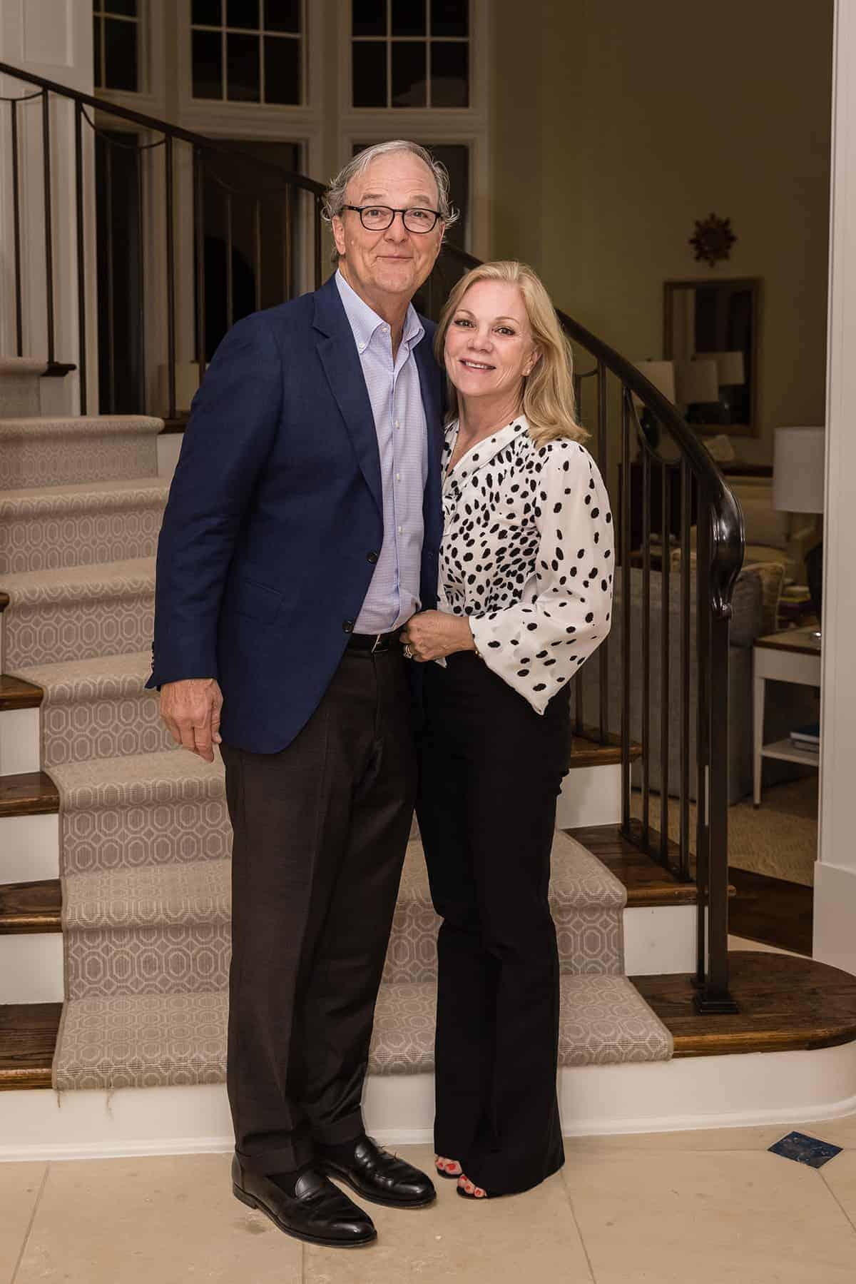 Dick and Betsey Skorburg
