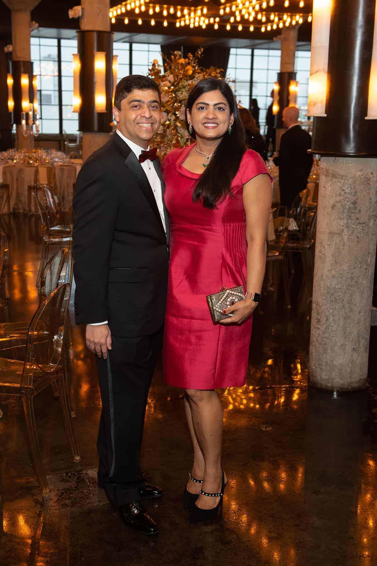 Dr. Vivek Subbiah and Dr. Ishwaria Subbiah
