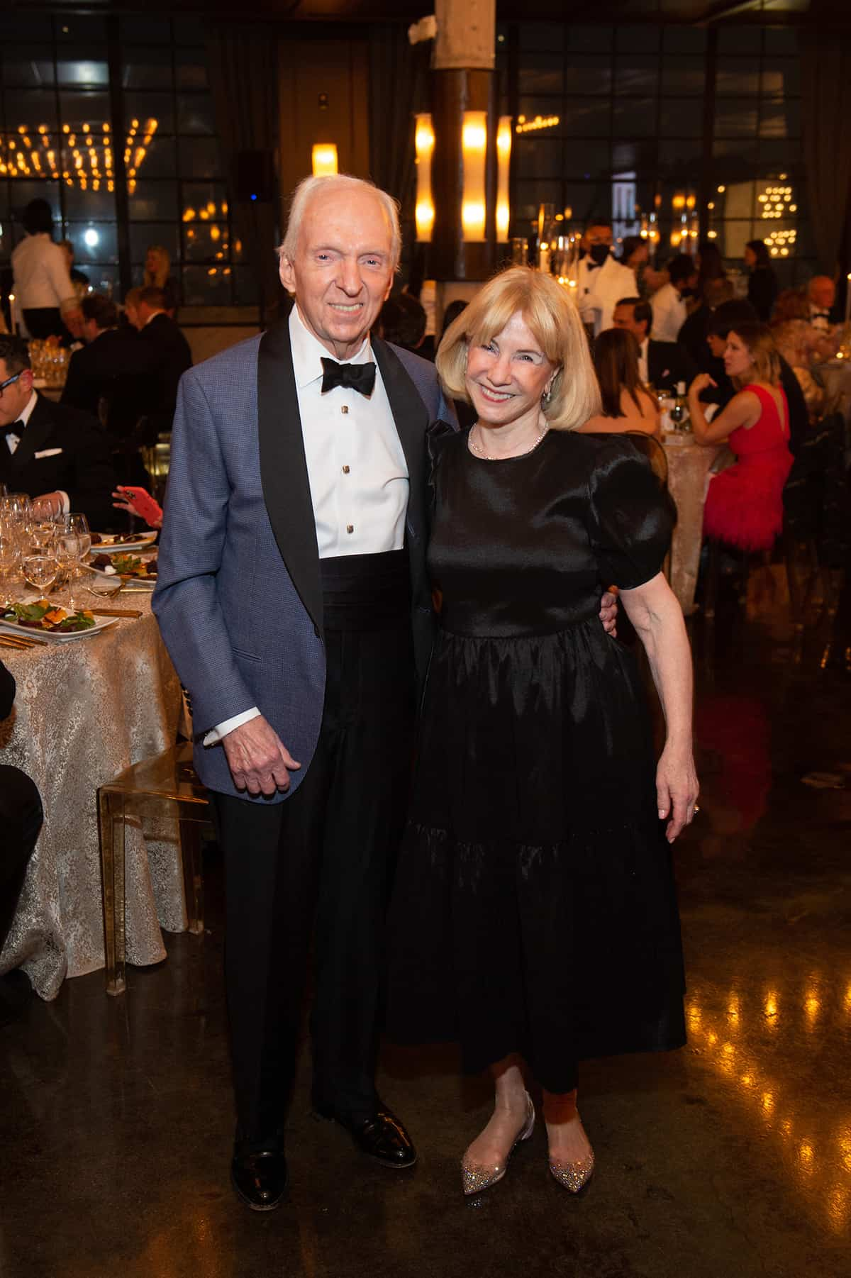 Ed and Susan Osterberg