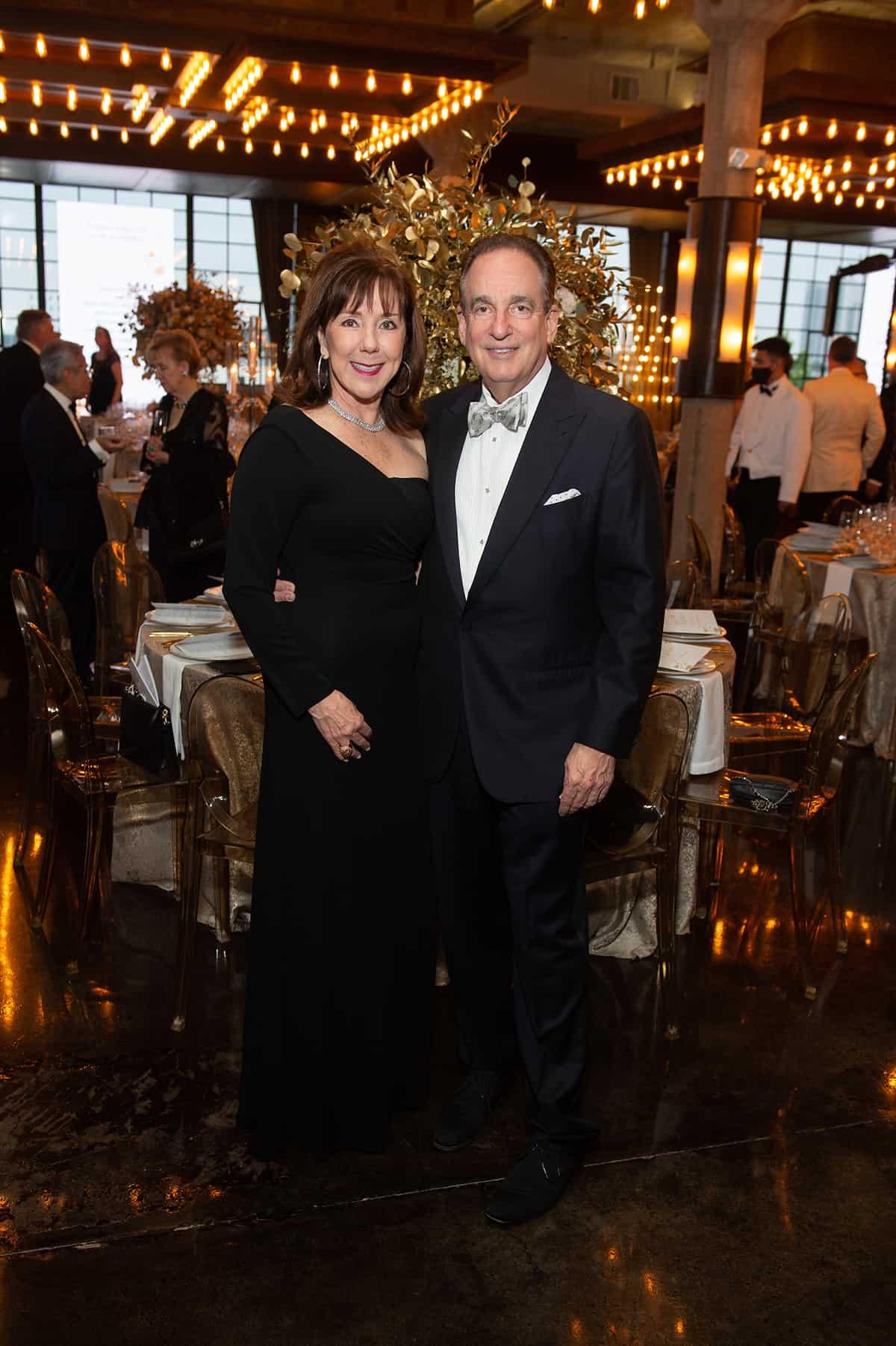 Elizabeth and Alan Stein