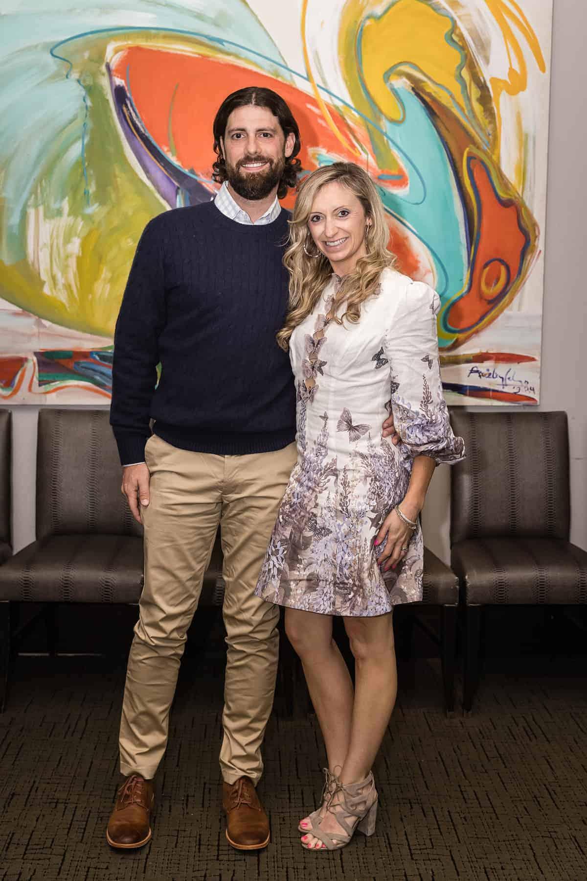 Jason and Lexie Horner