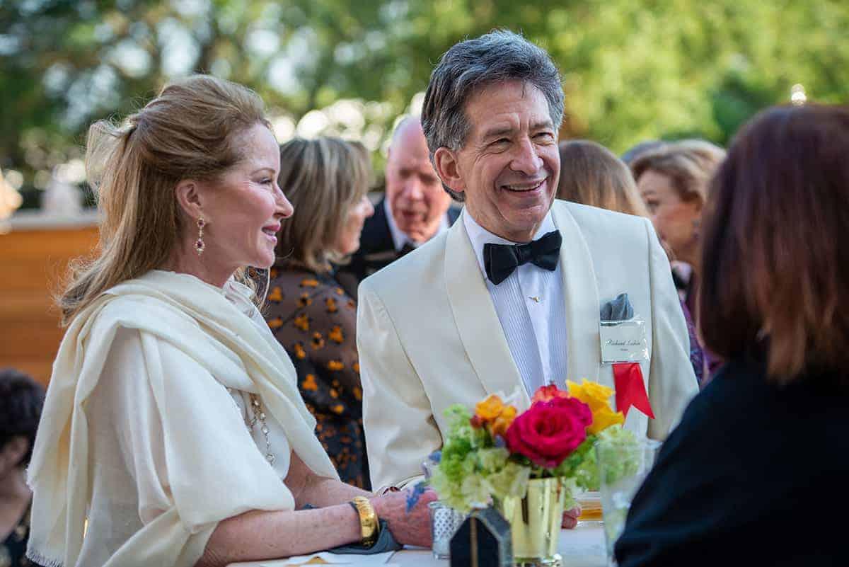 Pam and Richard Leshin