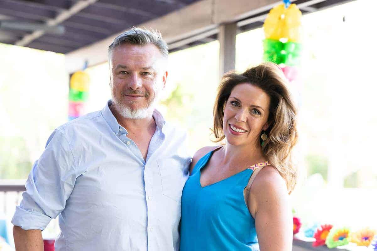 Paul and Sarah Lynch