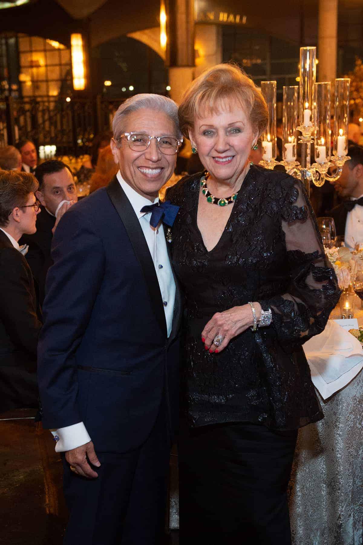 Rudy Hernandez and Margurite Swartz