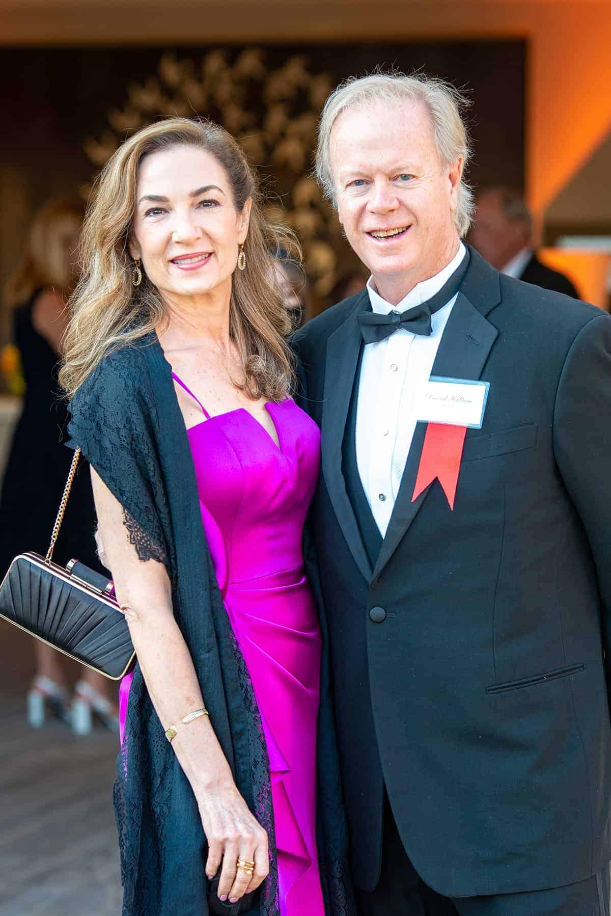 Sandra Salido and David Killam