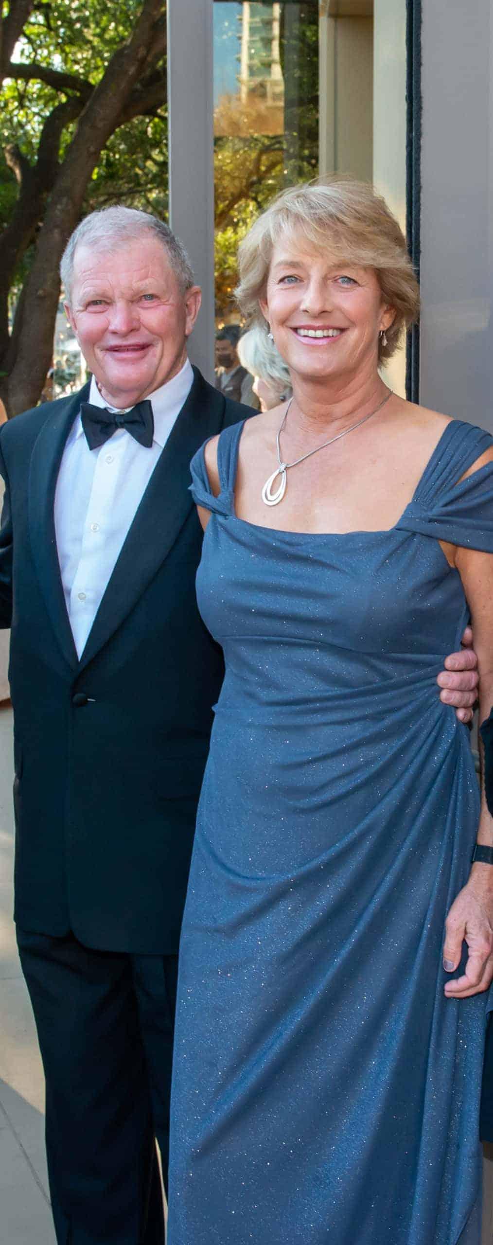 Tom and Sandy Kite