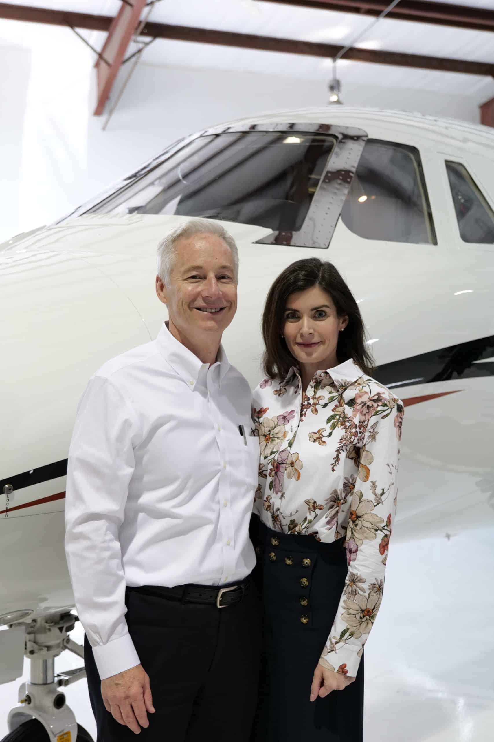 Gene and Claire Dawson
