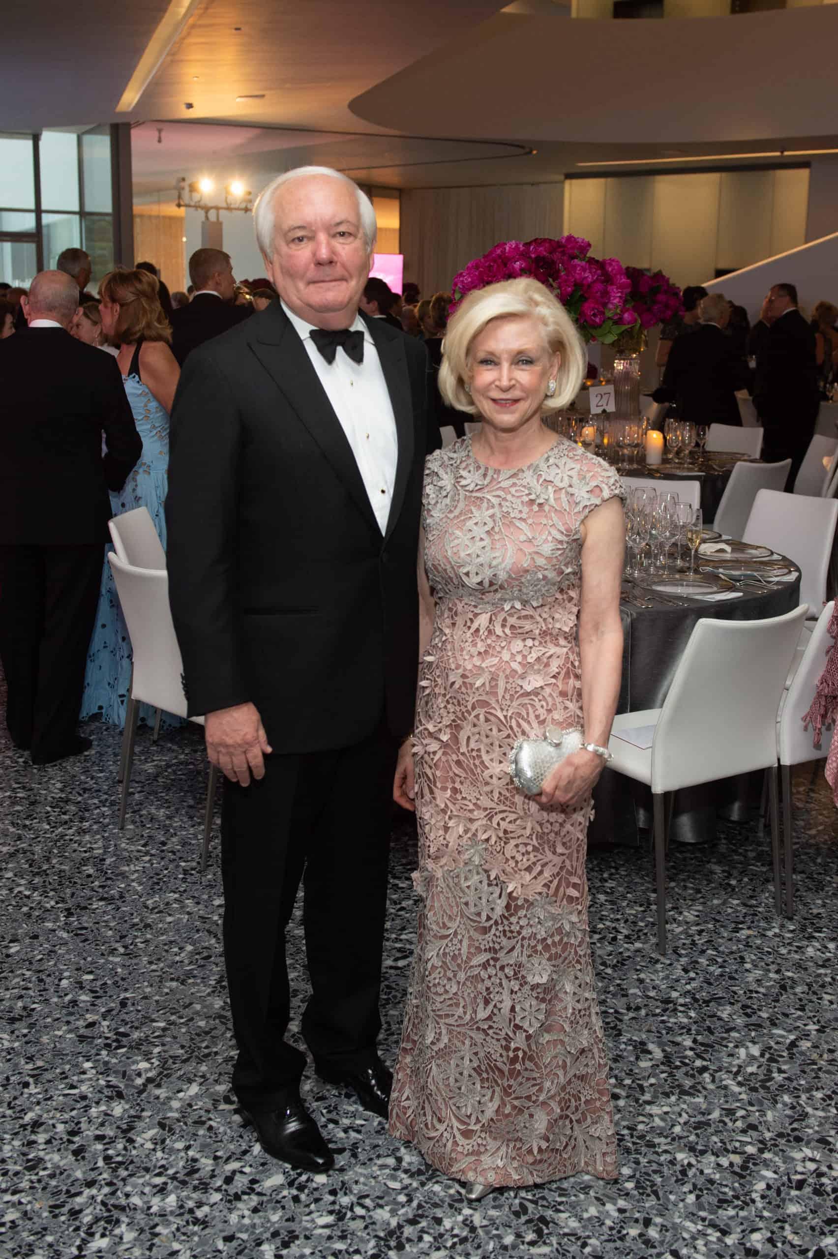 Ann and John Bookout