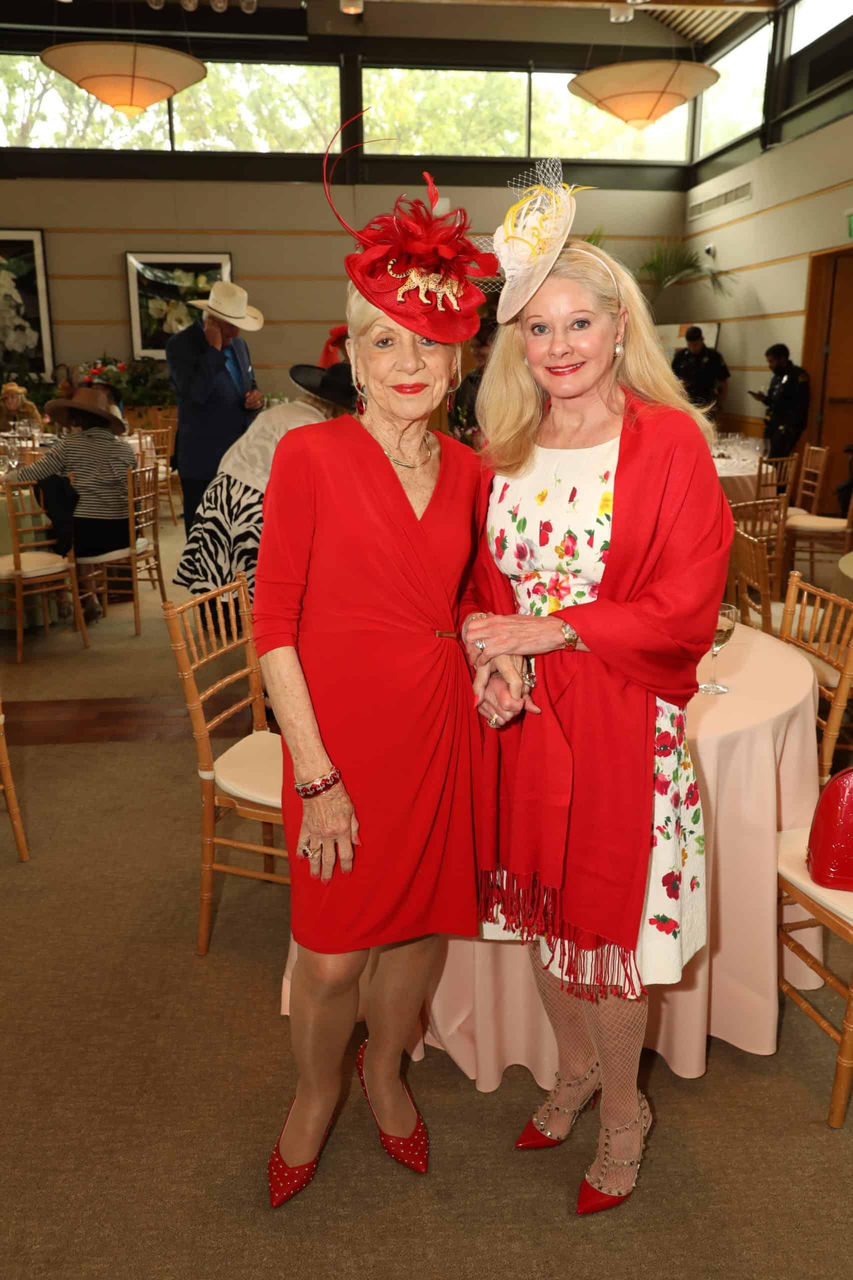 Barbara Bigham and Dyann Skelton