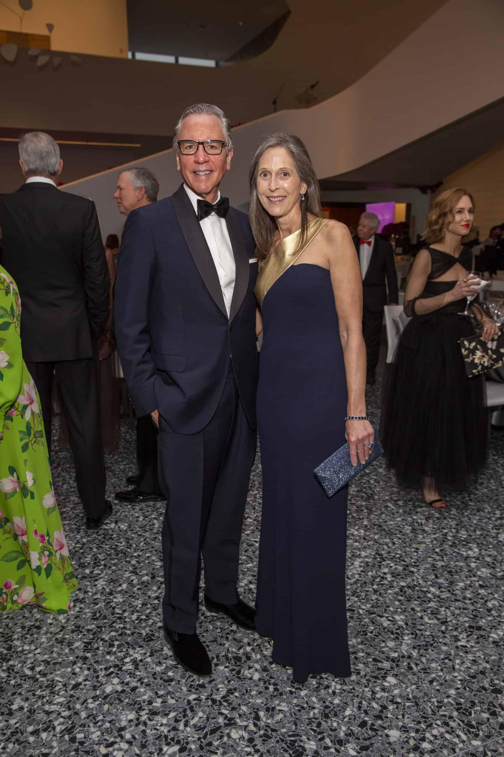 Bill and Susanne Pritchard