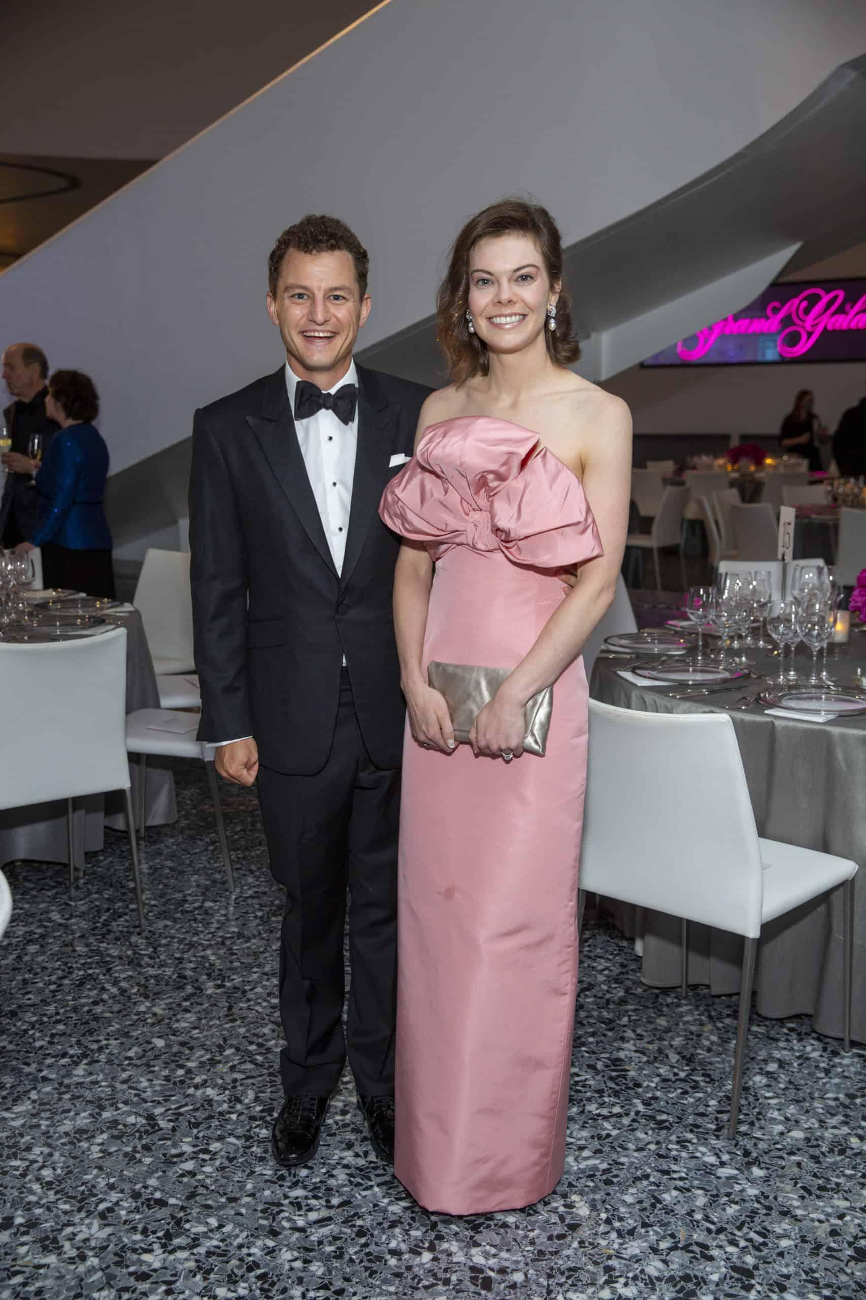 Daniel and Janie Zilkha