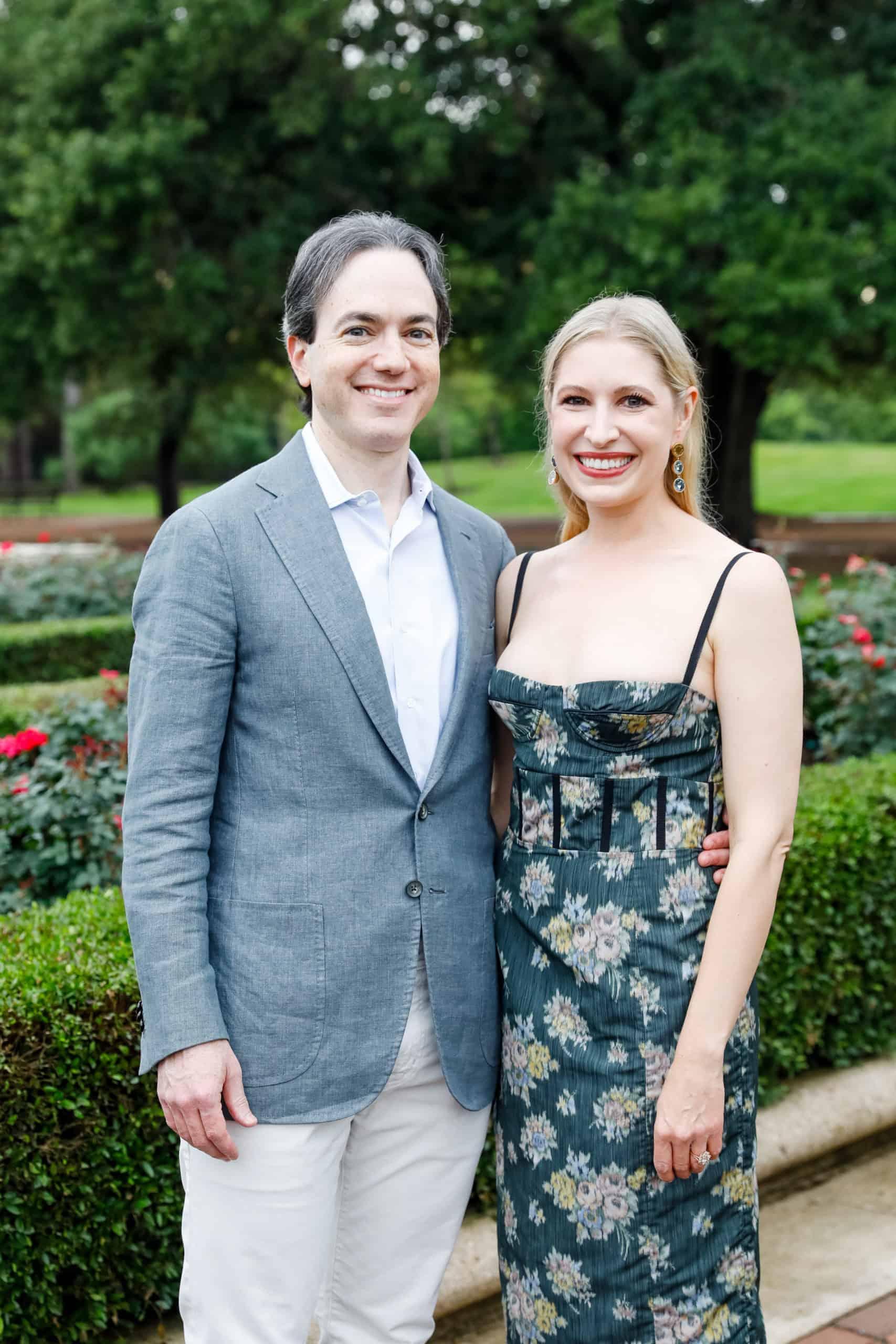 Danny and Isabel David