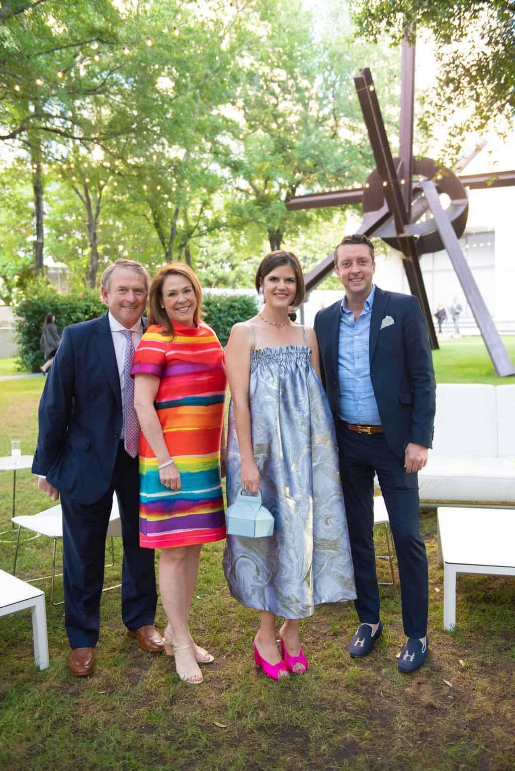 Dianne and Mark LaRoe _ Nerissa von Helpenstill and Dustin Holcomb