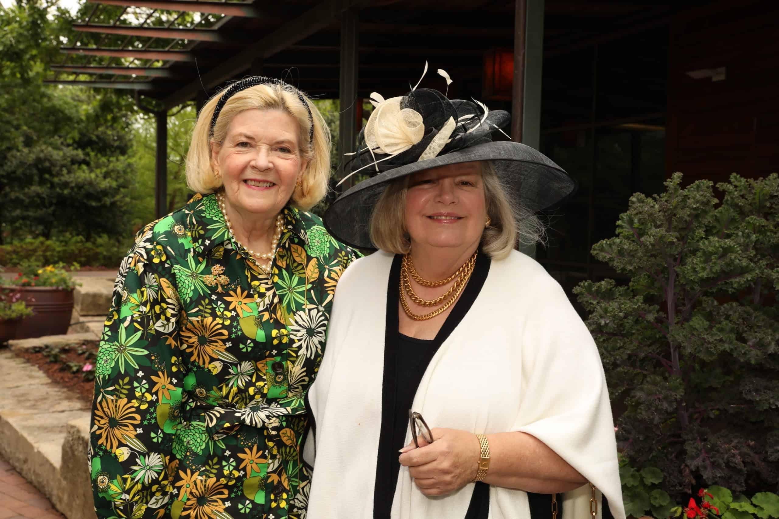 Dorothea Meltzer and Sandy Secor