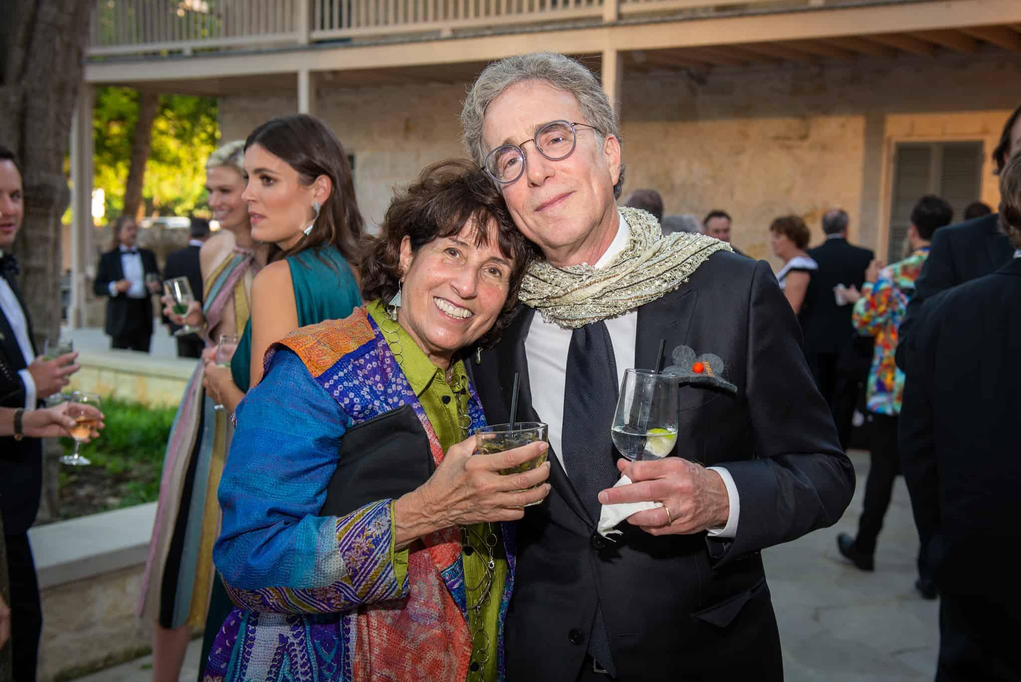 Dr. Gemma Kennedy and Dr. Bradley Kayser