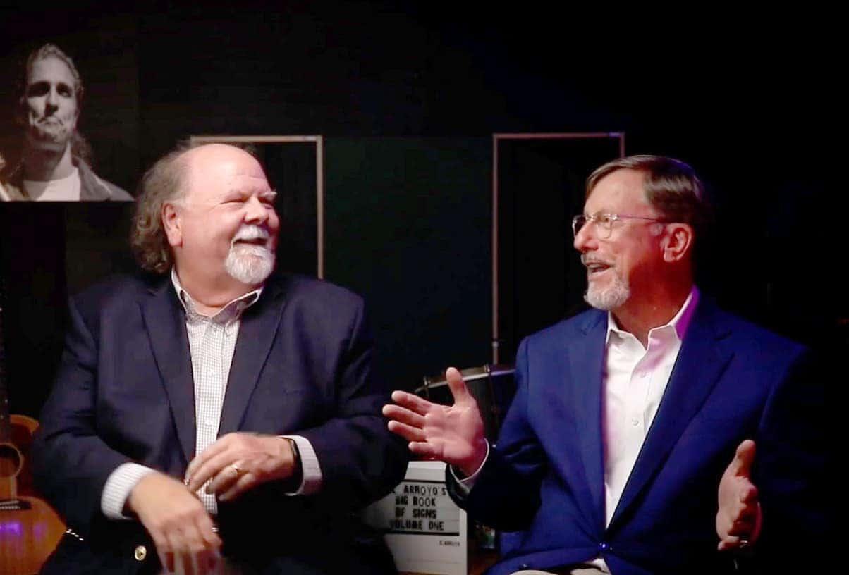 Ed Clements and Joe Turner