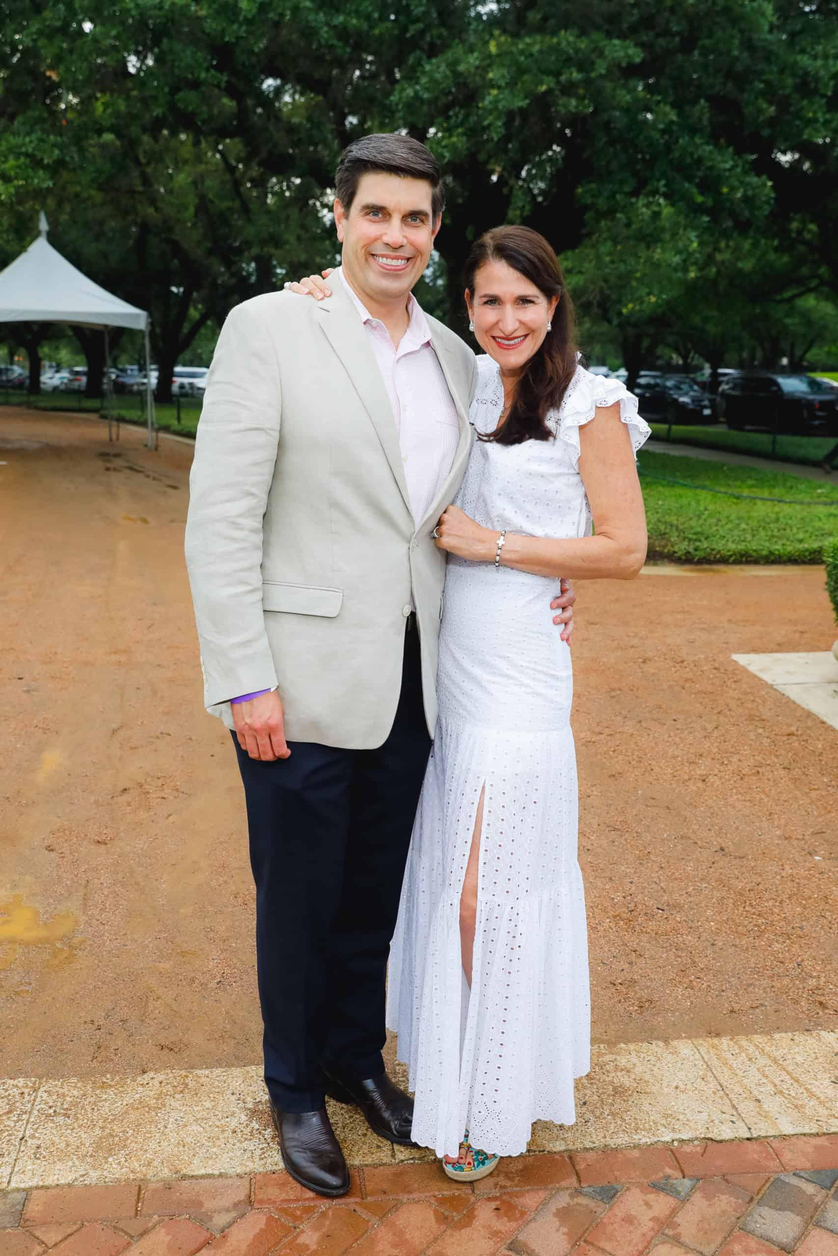 John and Kristen Berger