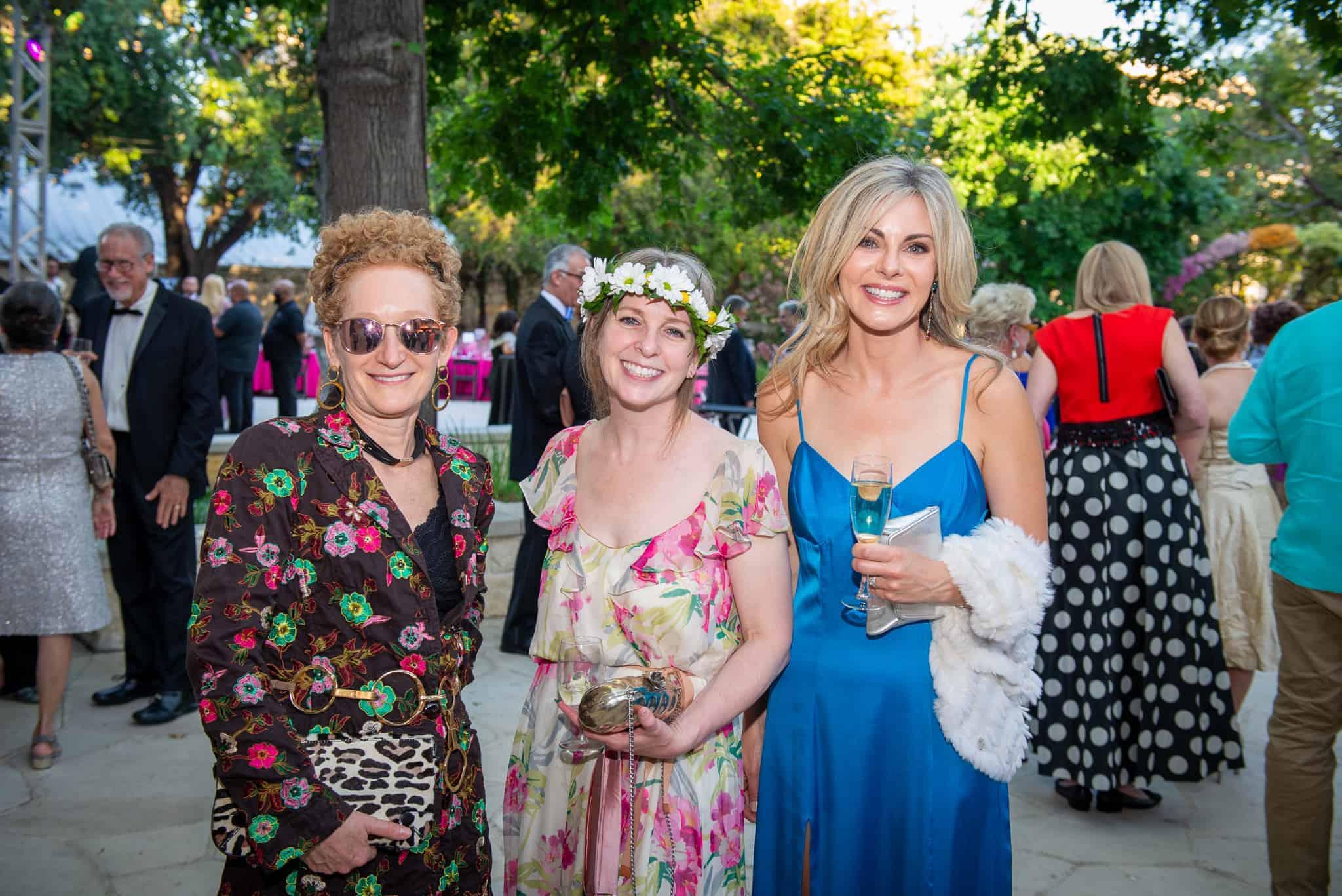 Karina Dolgin, Sarah Herr and Jennalie Lyons