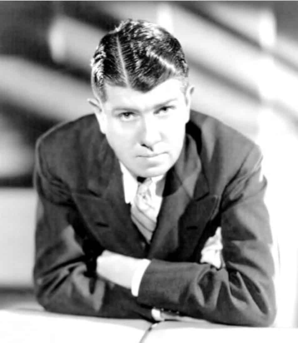 MIDDLE Travis Banton, 1933. Paramount Pictures publicity still
