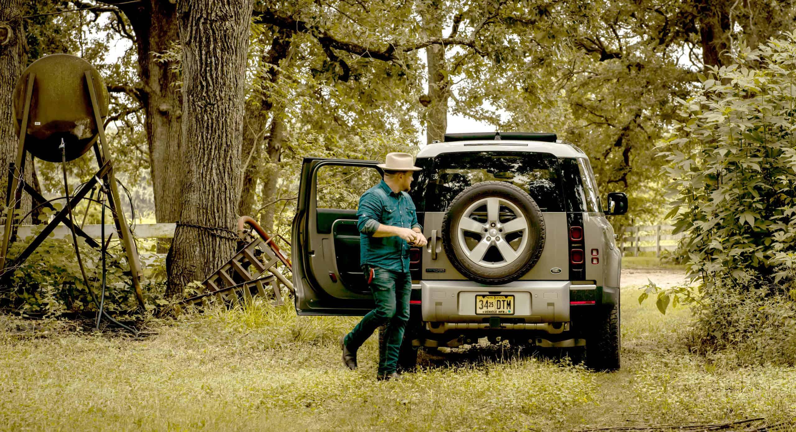 NCN Land Rover Defender