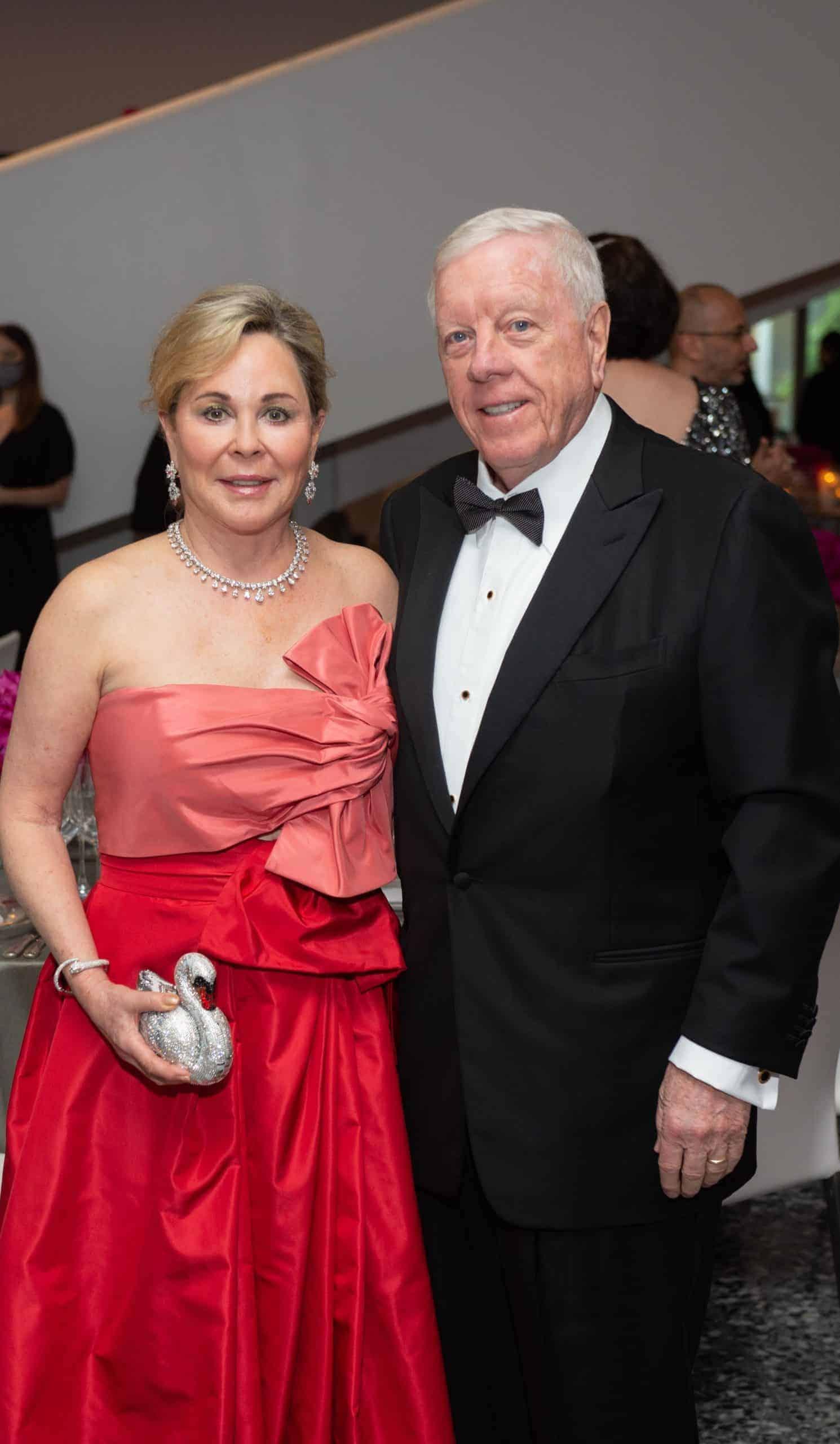 Nancy and Rich Kinder