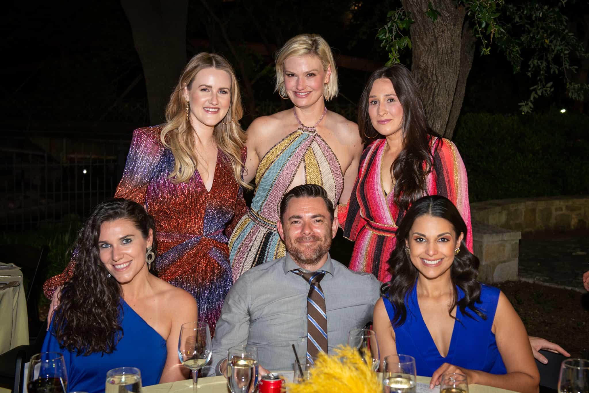 Nikki Swift, Alicia McNab, Cat Wilson, Morgan Mayberry _ Marcos and Daisy Resendez