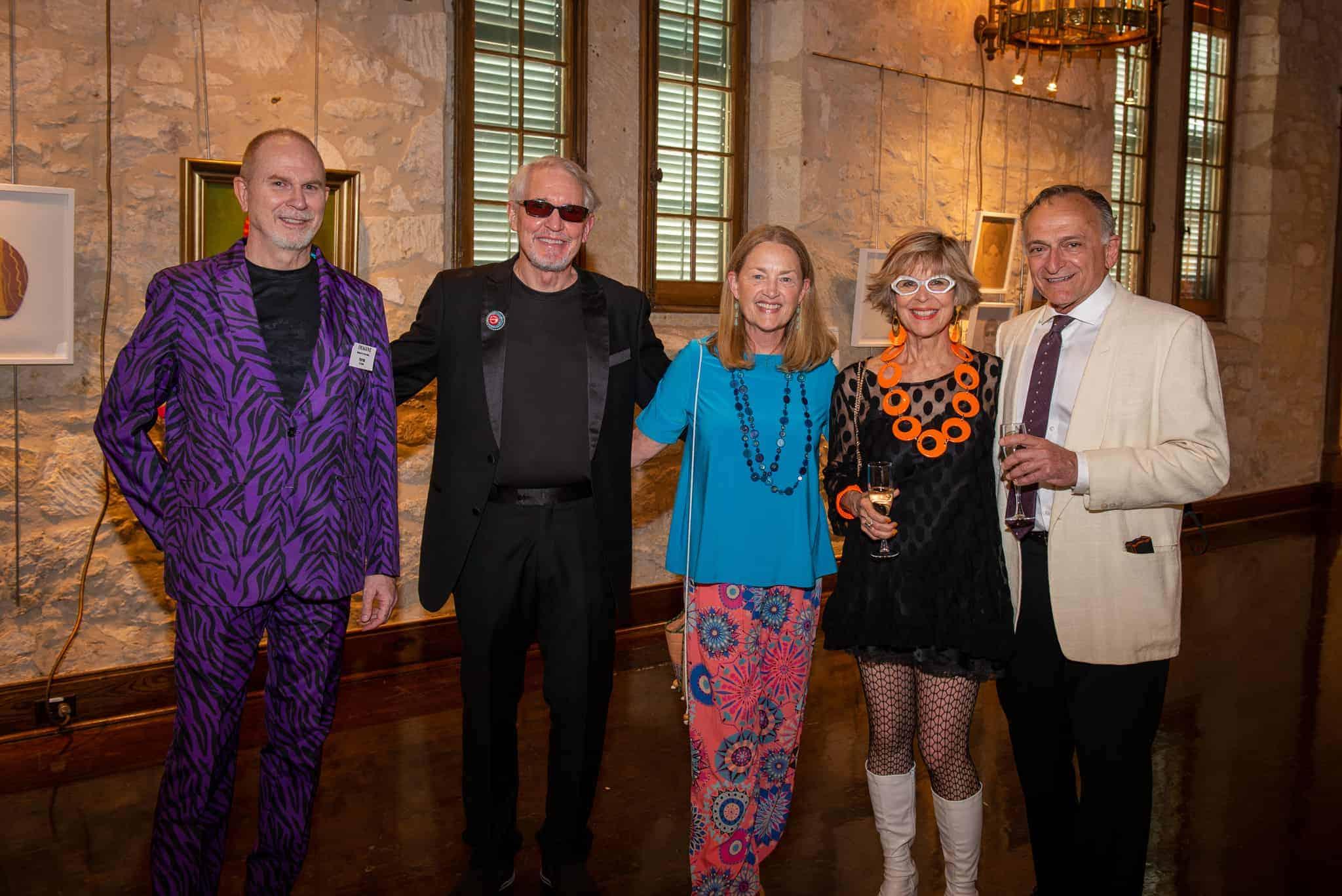 Patrick Merritt, Ben _ Paula Owen, Patricia Pratchett and Dr. Bart Nichols