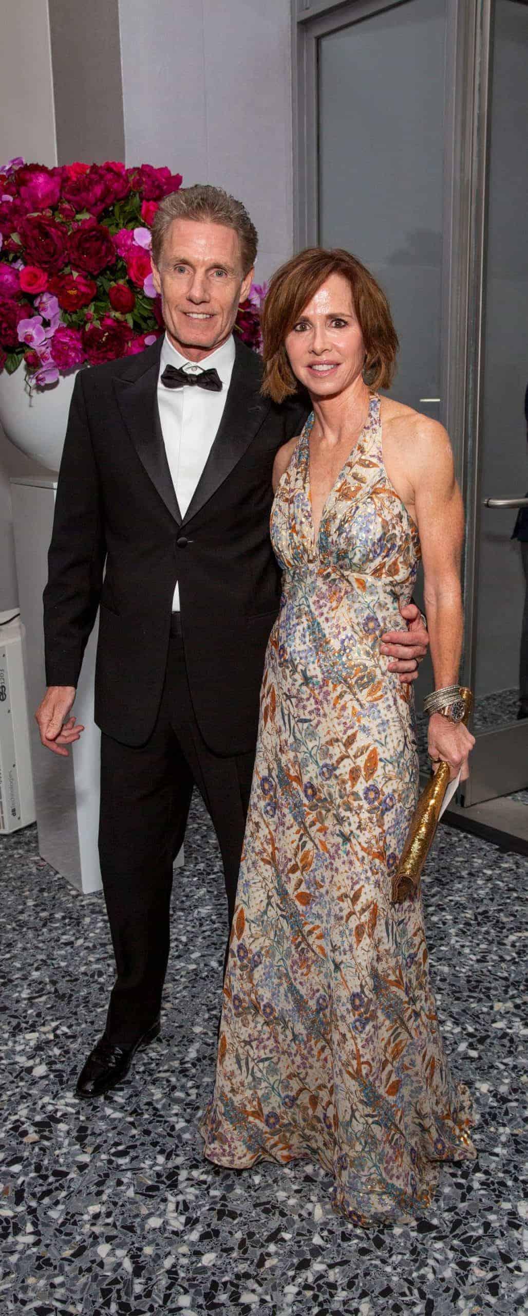 Sean and Martha Wade