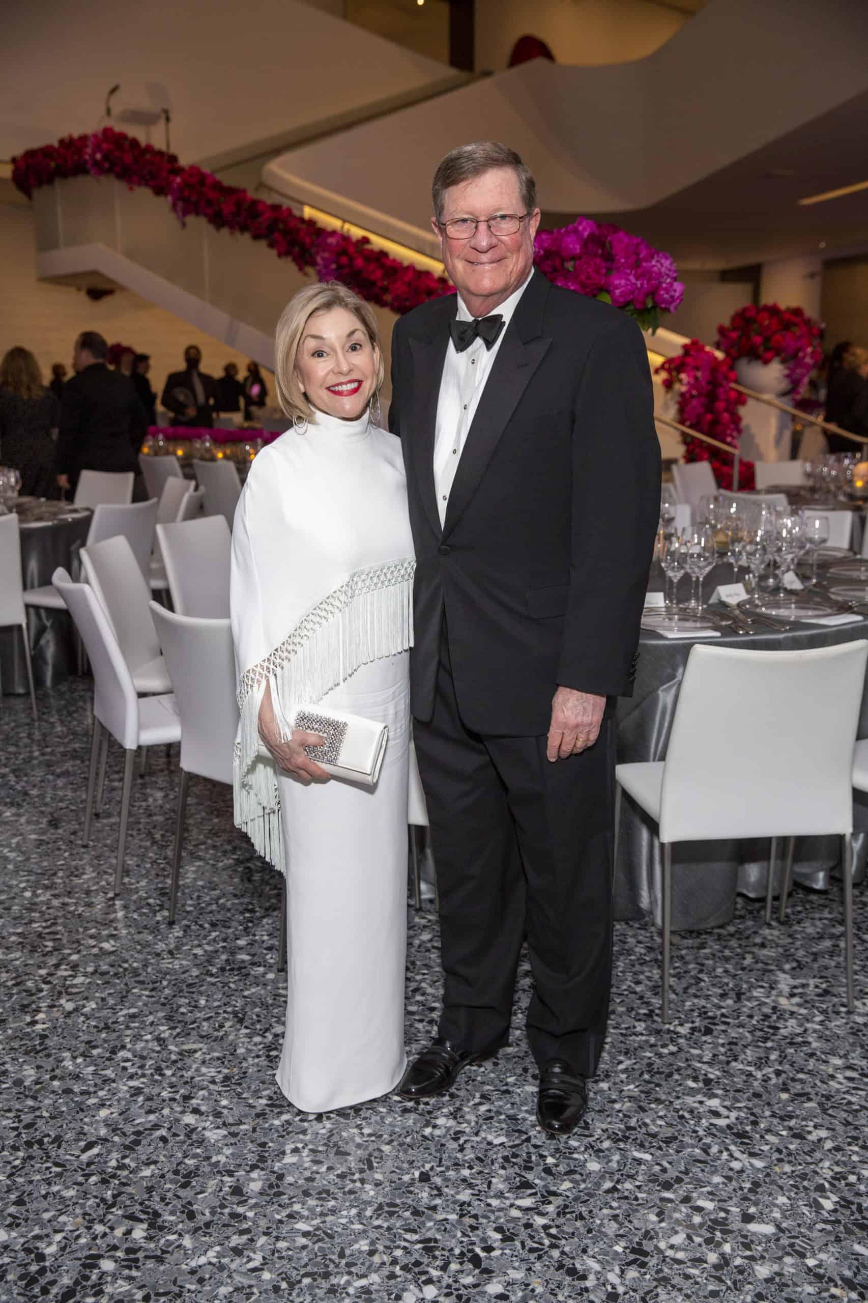 Sharyn and Jim Weaver