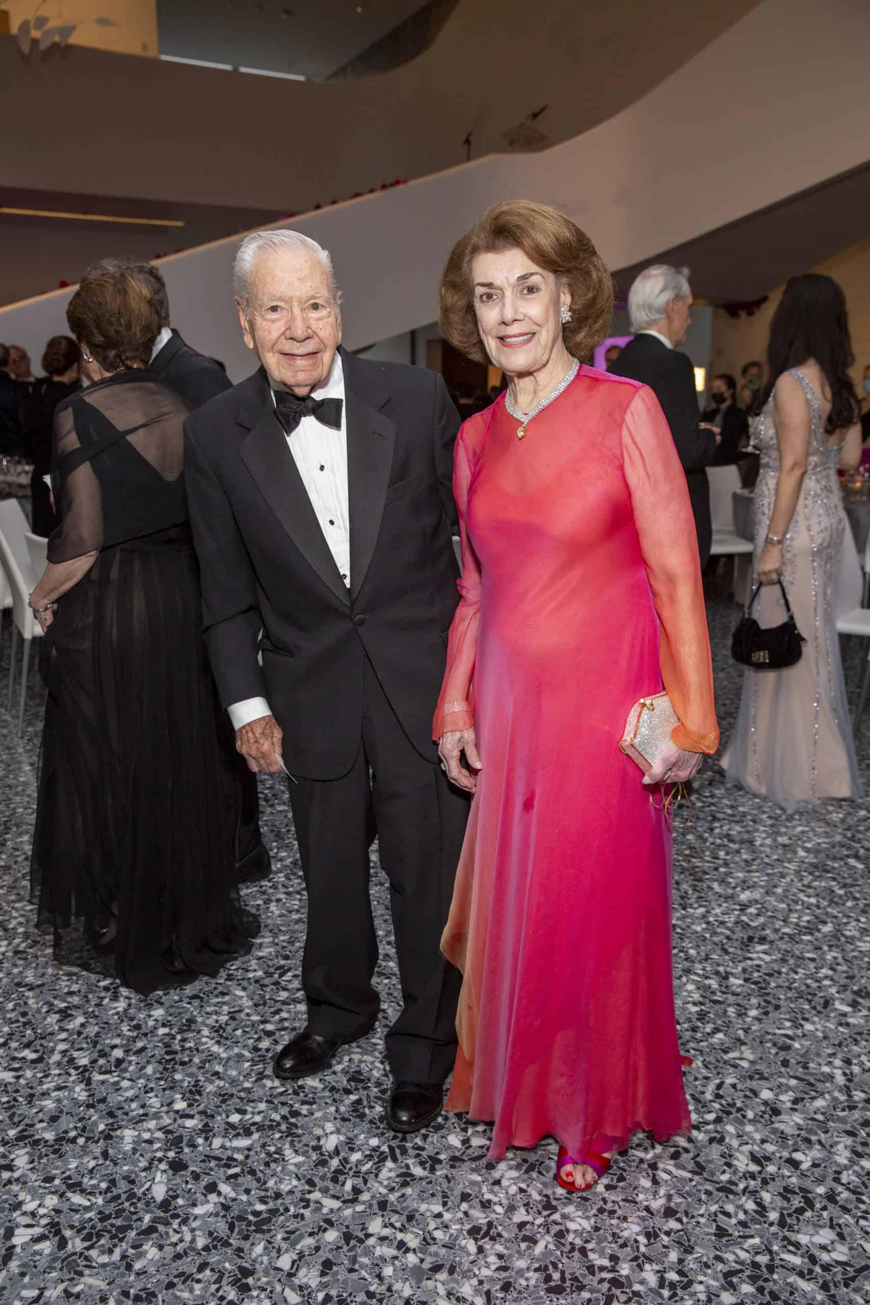 Wally Wilson and Jeanie Kilroy Wilson